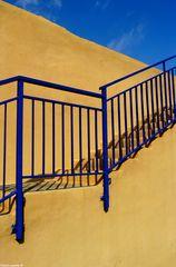 ringhiera blu (divagazione)