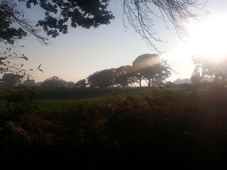 Ringland Hills, Norfolk, UK