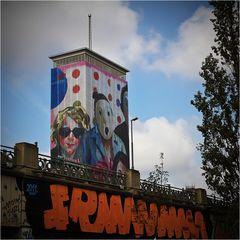 Ringturm-Verhüllung 2011