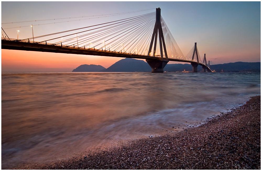 Rio Antirio Brücke
