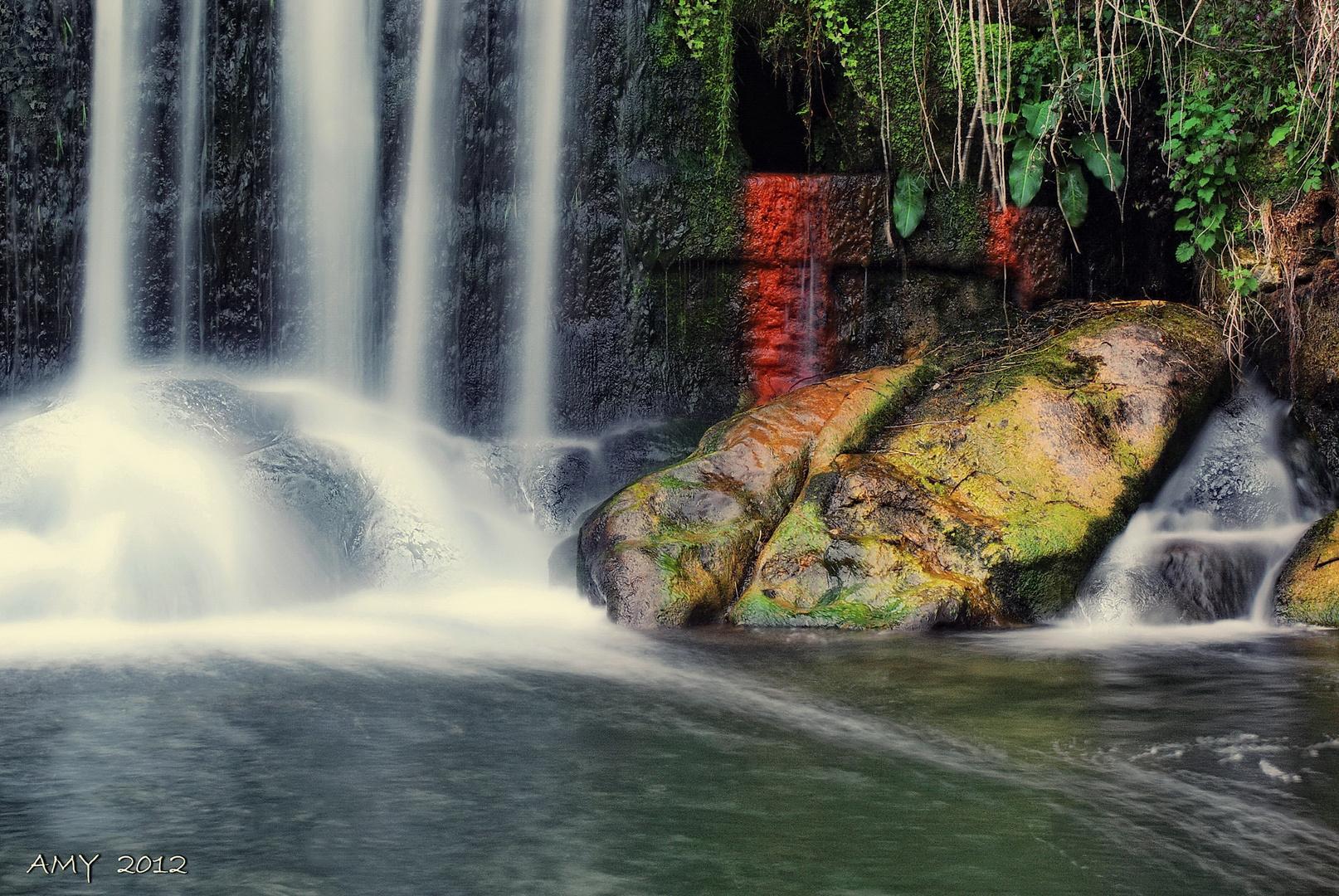 RIO BARBADUN.  (Proyecto MINIMALISMO)