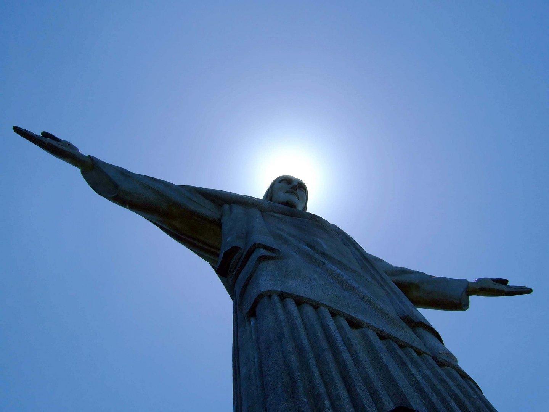 Rio - Corcovado-Christusstatue