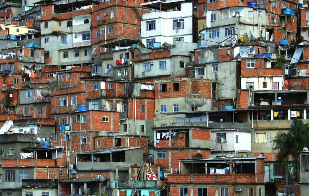 Rio de Janeiro - Moro na esquerda!