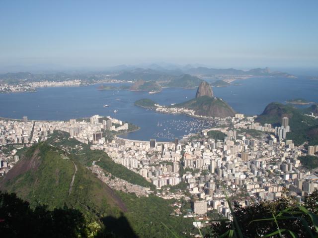 """Rio de Janeiro """"que continua lindo"""""""