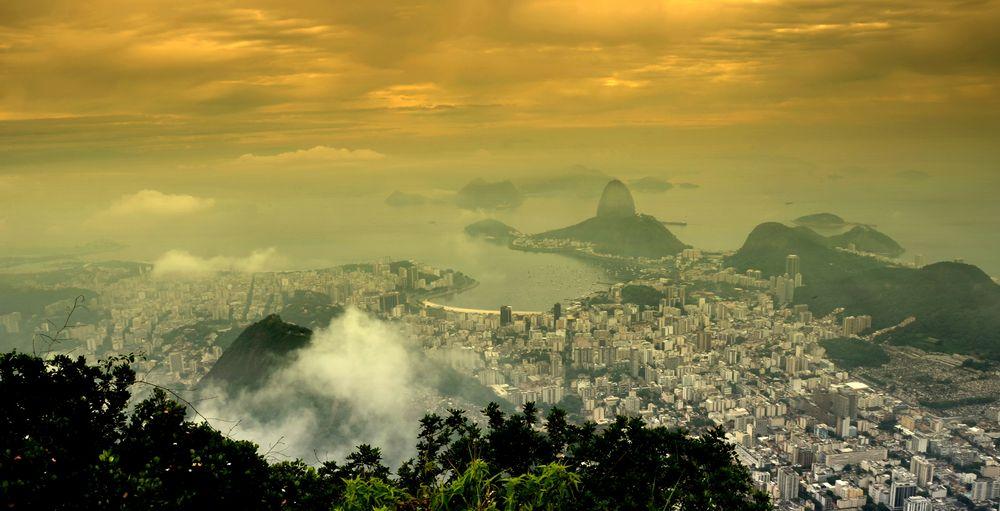 Rio de Janeiro Zuckerhut