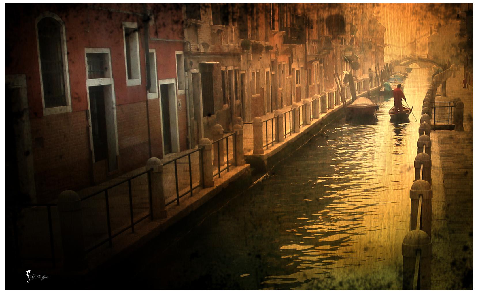 Rio di S.Viio Venezia serie profumo antico