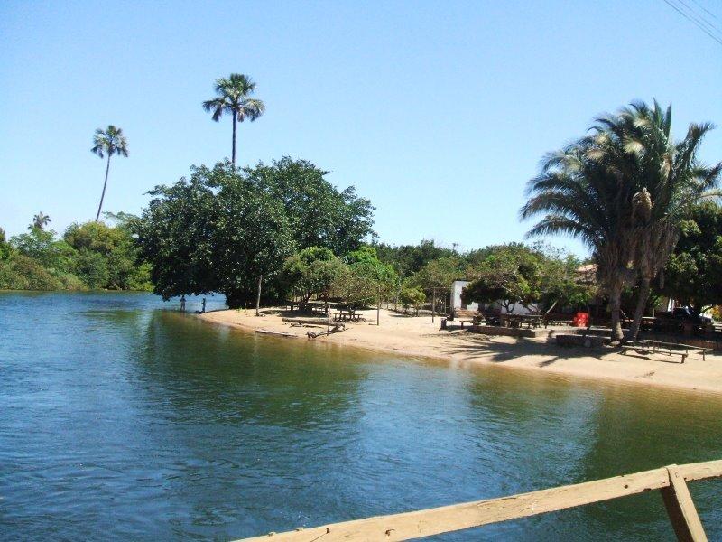 RIO ITAGUARI- COCOS BAHIA