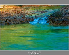Río Odiel (Amanecer)