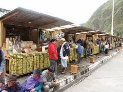 Riobamba, Ecuador, Ostern 2007