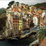 Riomaggiore, Cinque Terre, Bella Italia