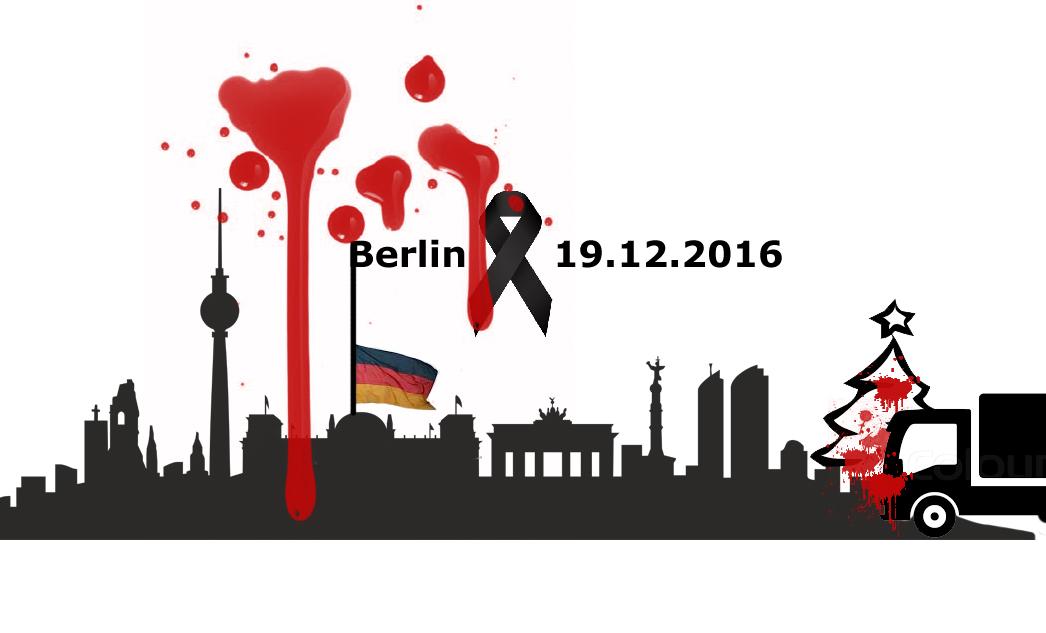 Terroranschlag Detail: Terroranschlag In Berlin Am 19.12.2016 Foto & Bild