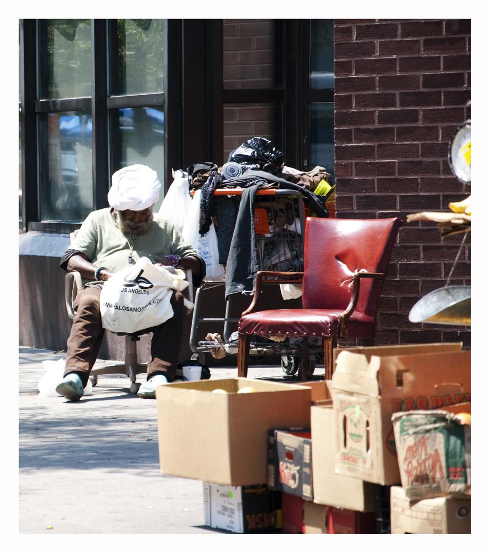Riposo - Harlem -NY
