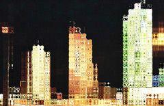 Ripple Blocks - Potsdamer Platz