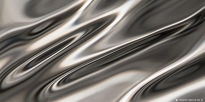 Ripples like Silk of Steel