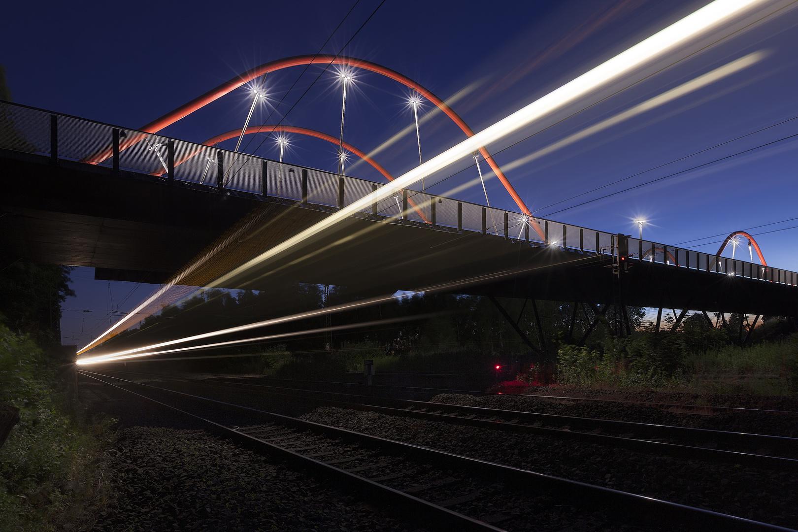 Ripshorster Brücke - Traffic II