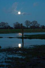 Rising full moon 2