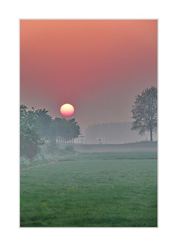 ...rising (Sonnenaufgang) 26.04.2011, 7:40:58 am