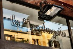 Ristorante a San Gimignano