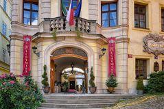 Ristorante Aquarius Prague