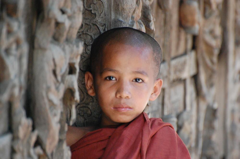 Ritratto di monaco