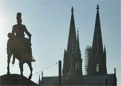 Ritt nach Köln