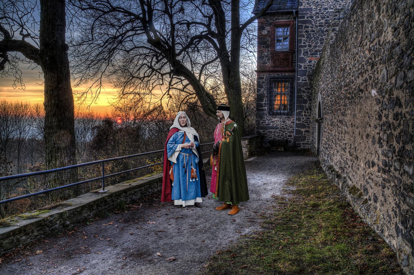 Ritter auf dem Schiffenberg