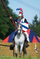 Ritter hoch zu Ross