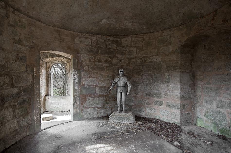 Ritter im Turm