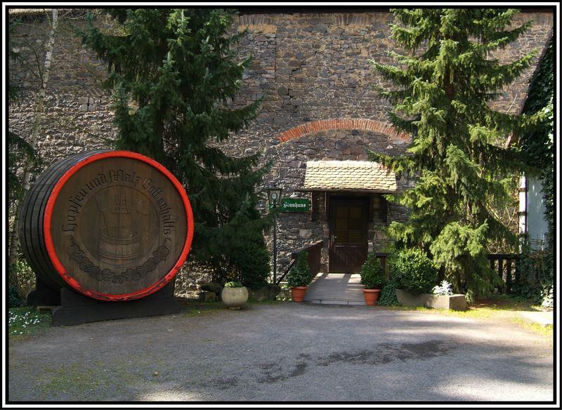 Rittersaal im Kloster Arnsburg