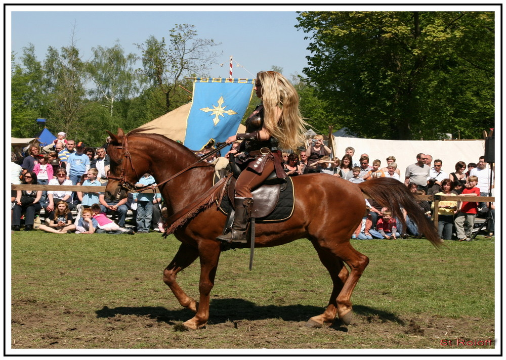 --Ritterspiele Bad Bentheim--