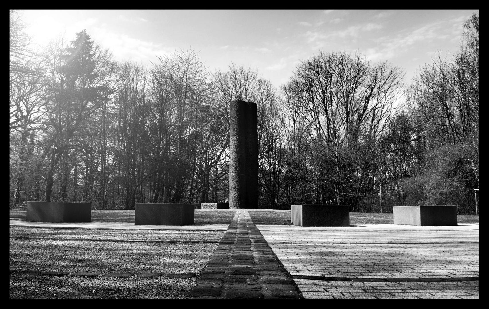 Rittersturz Denkmal in Koblenz