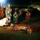 ritual de ofrenda a los dioses en el centro del mundo andino pre incaCHAVIN EL CENTRO DEL MUNDO en s