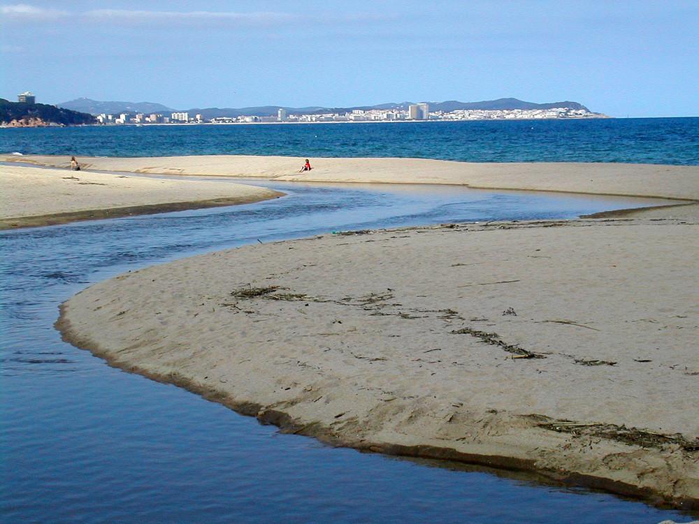 Riu a la mar