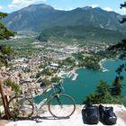 Riva del Garda - Cima SAT Tag1