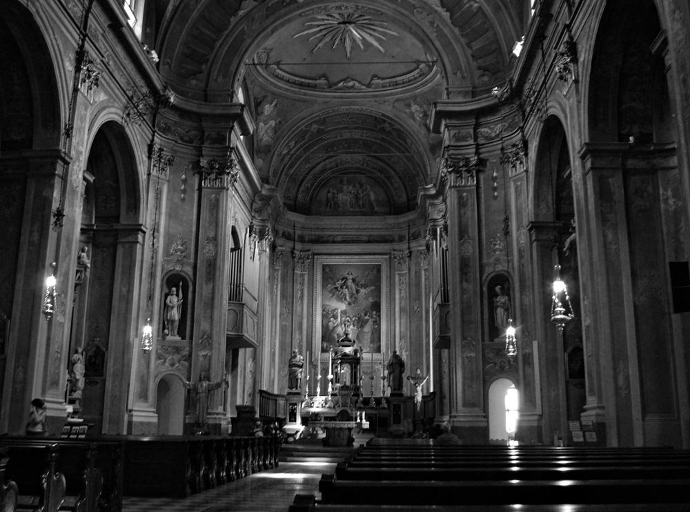 Riva del Garda, Kirche