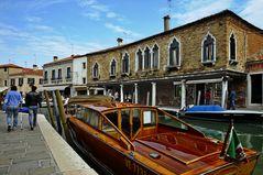 Rivaboot Edelmarke Venedigs