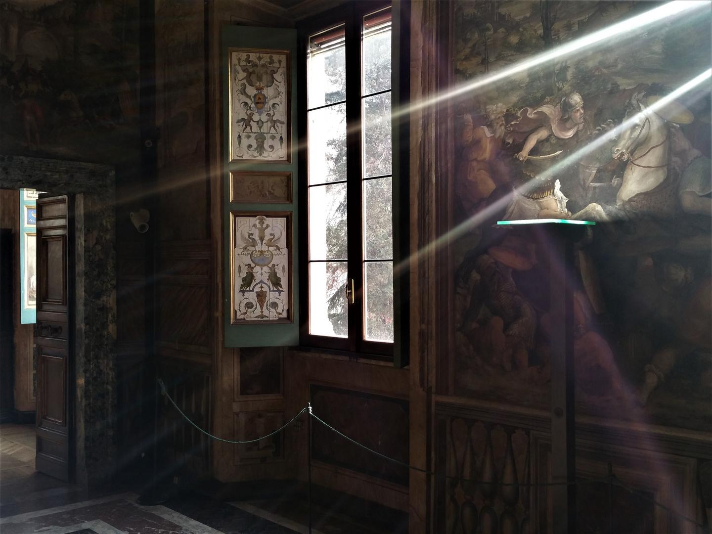 Rivelazione (Villa Farnesina a Roma)