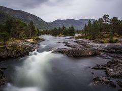 River in Wilderness