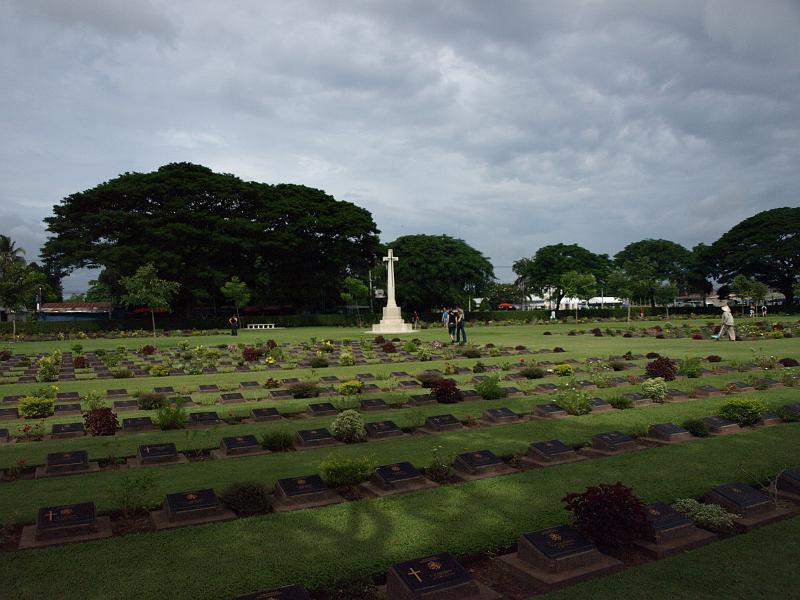 River Kwai War Graves