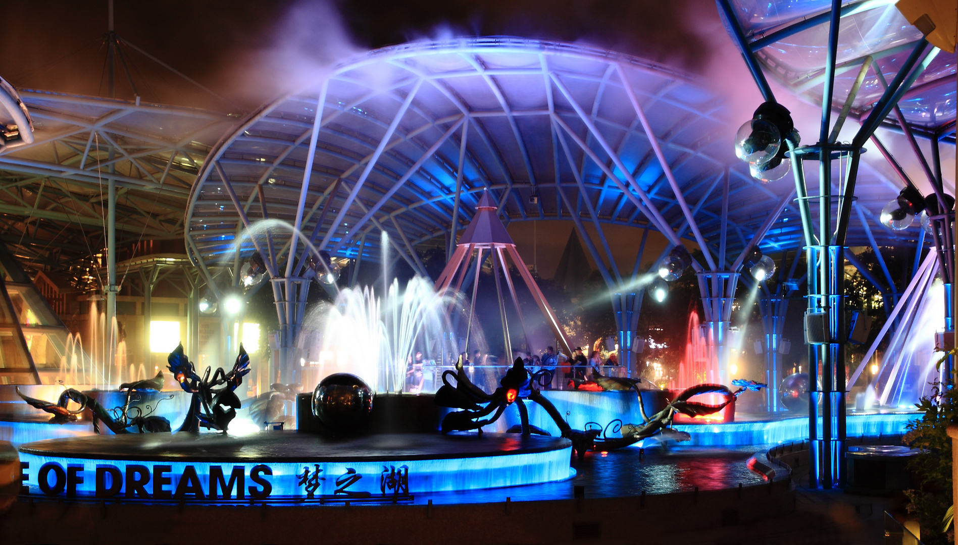 River of Dreams - Universal Studios Singapur