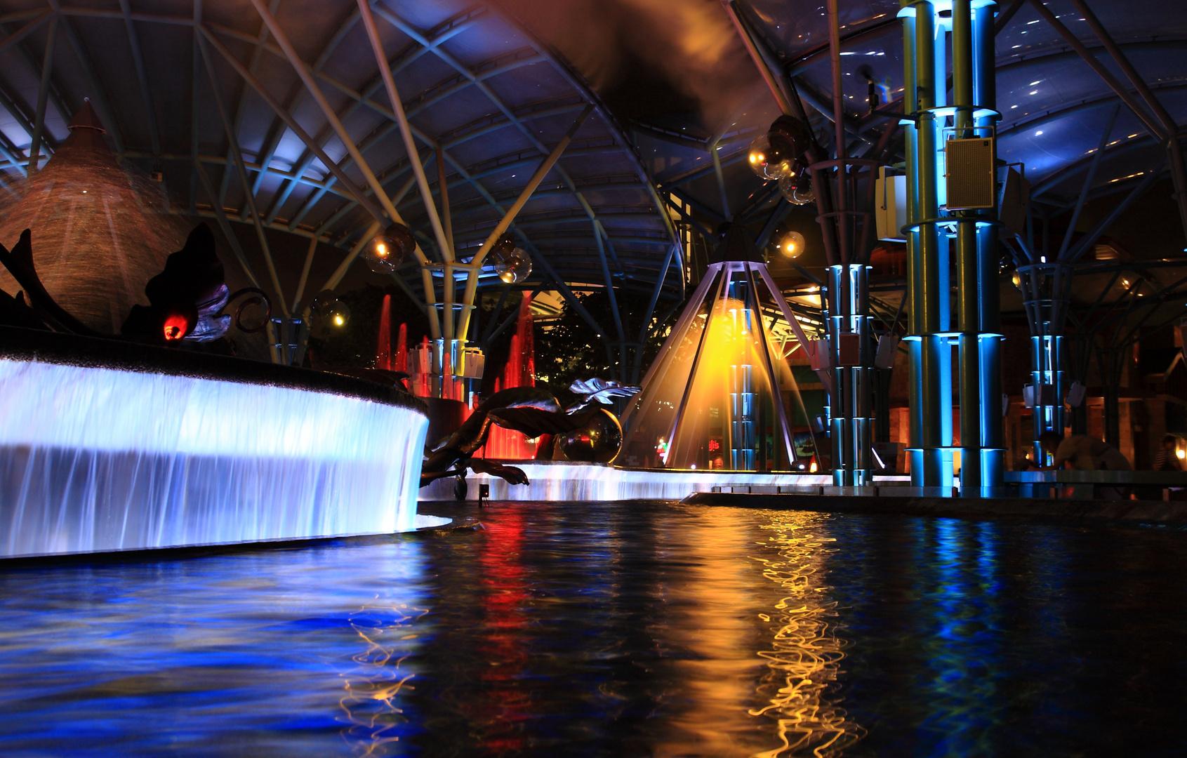 River of Dreams - Universal Studios Singapur