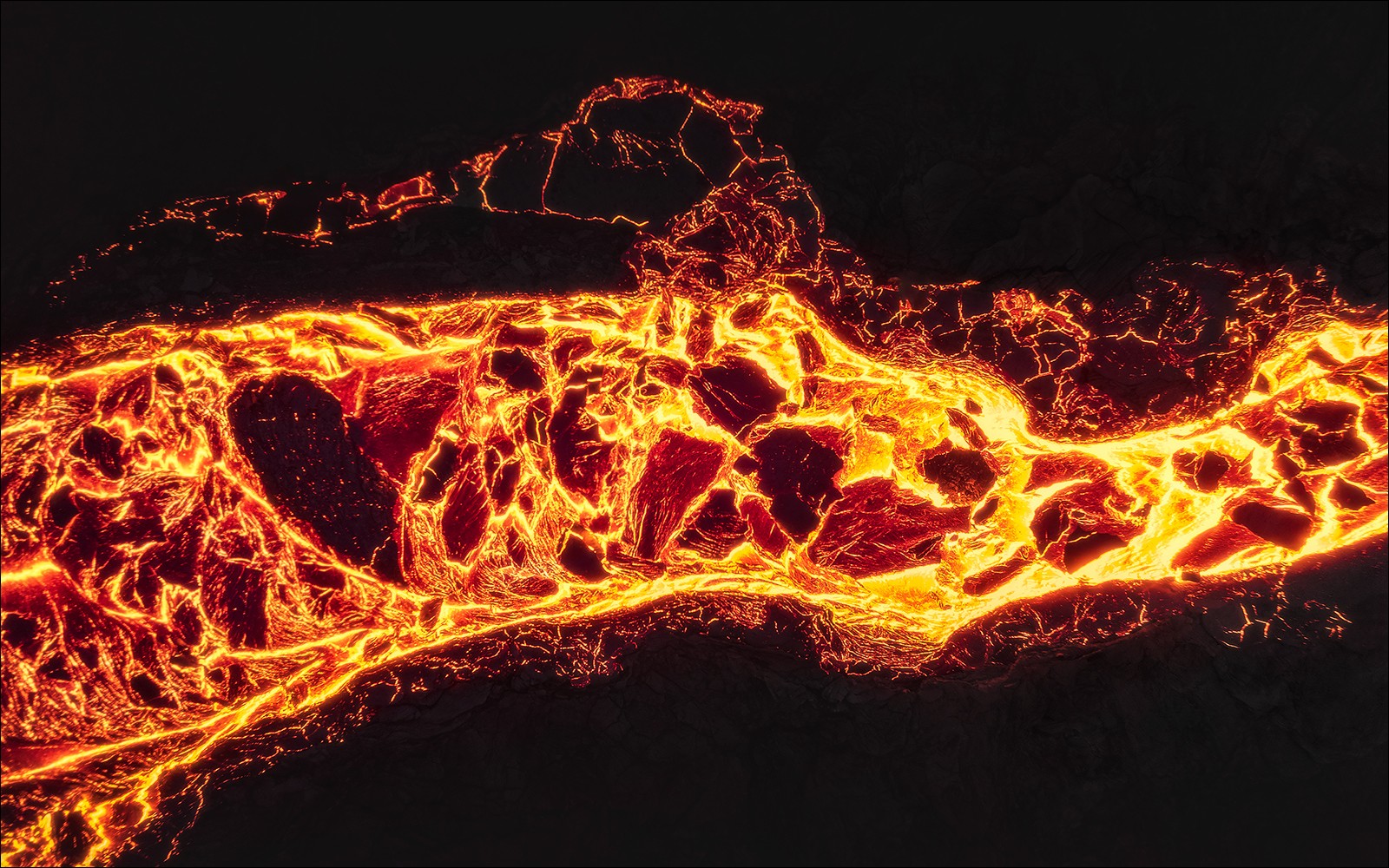[ ...river of fire ]