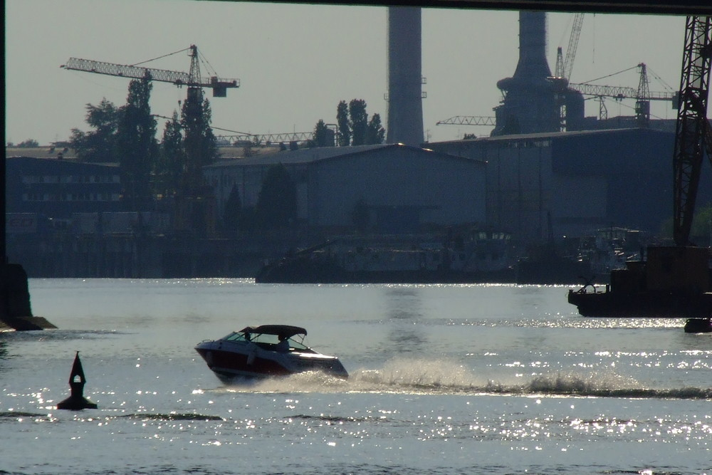River Sava Beograd