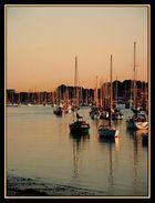 River Sunset #1