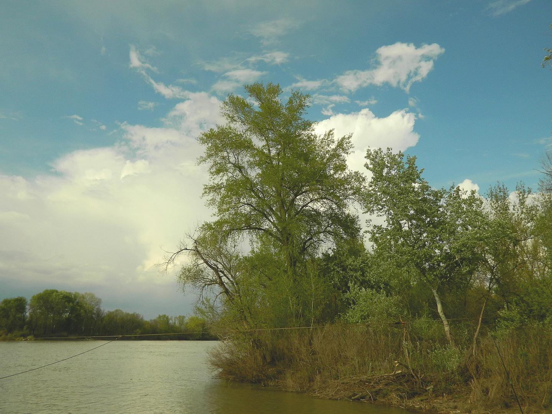 River Tisza, Hungary
