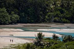 Riverbanks ~ Sumba Barat, Indonesia