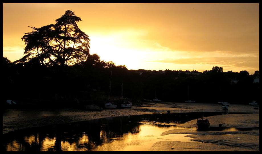 Riverside Sunset #2