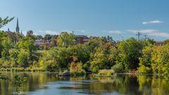 Rivière-du-Loup Provence Quebec
