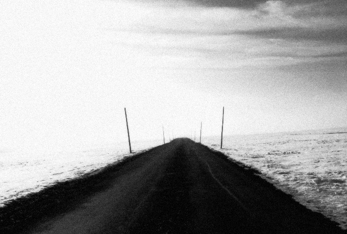 Road to nowhere...................