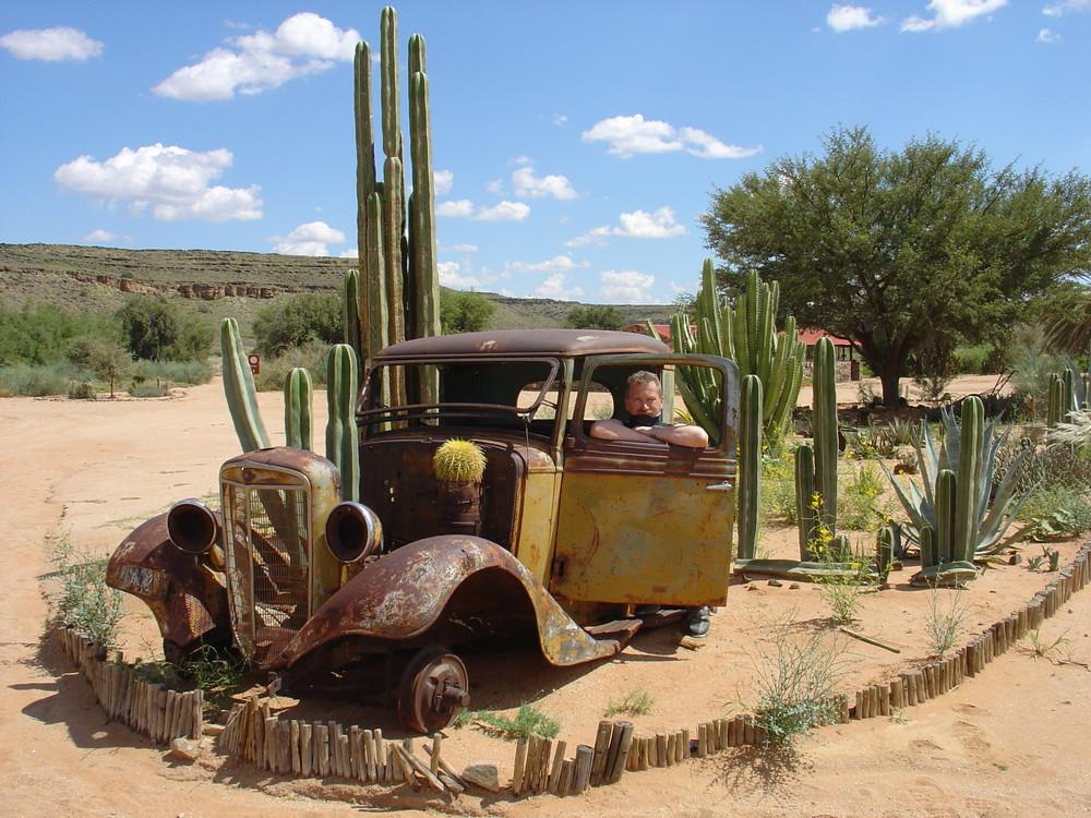 Roadhouse Namibia